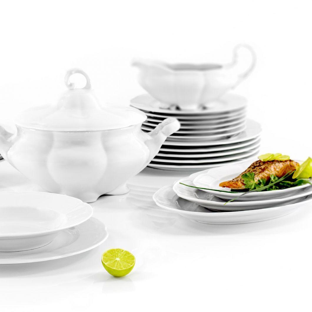 Forskjellige Bolero kaffe-og middagsservise til 12 pers. 60 deler – Perler av YO-14